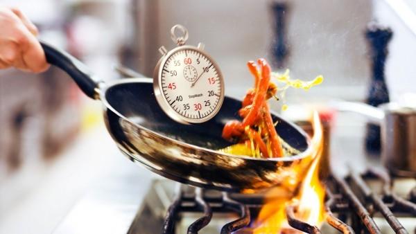 5 рецептов блюд за 5 минут