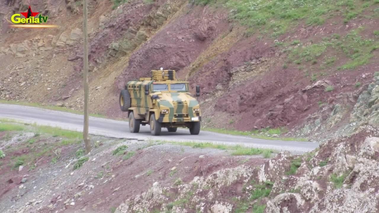 Курды продолжают наваливать