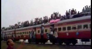 Поезд из Индии