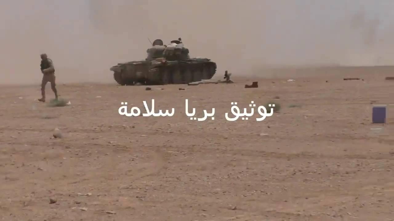 Подвиг русского сержанта перед смертью в Сирии попал на видео