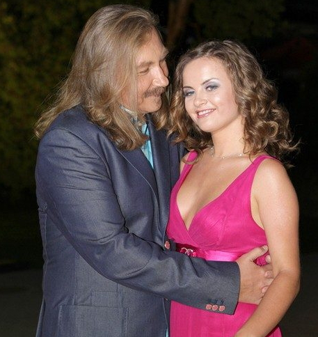 Российские звездные пары с огромной разницей в возрасте