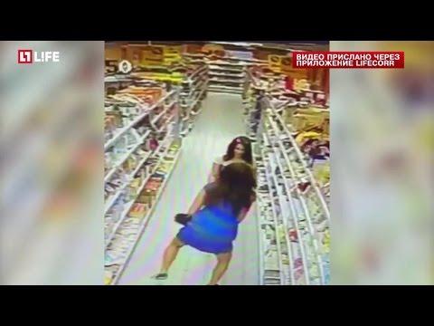 В Москве разыскивают воровок-«растопырок», прячущих шоколад в трусы