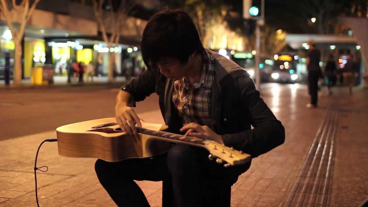Талантливый уличный гитарист   Luchshii-Blog - женский ...