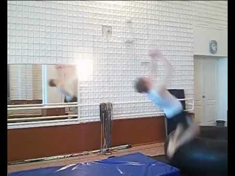 Акробатика это красиво