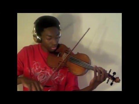 Красивая мелодия на скрипке