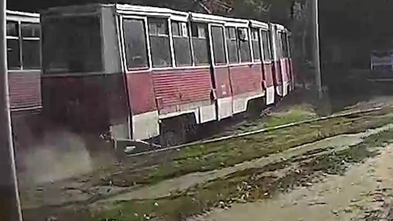 Суровый саратовский трамвай
