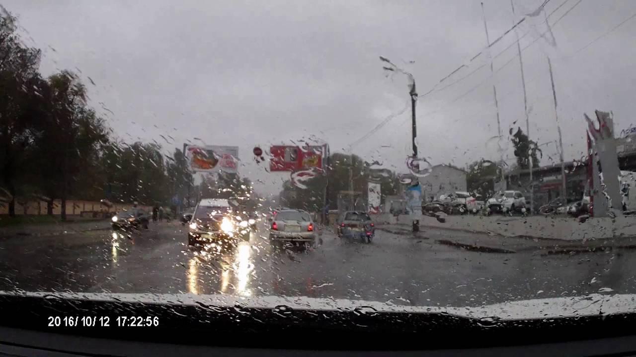В Одессе шторм