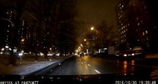 Слепошарый таксист vs дедушка