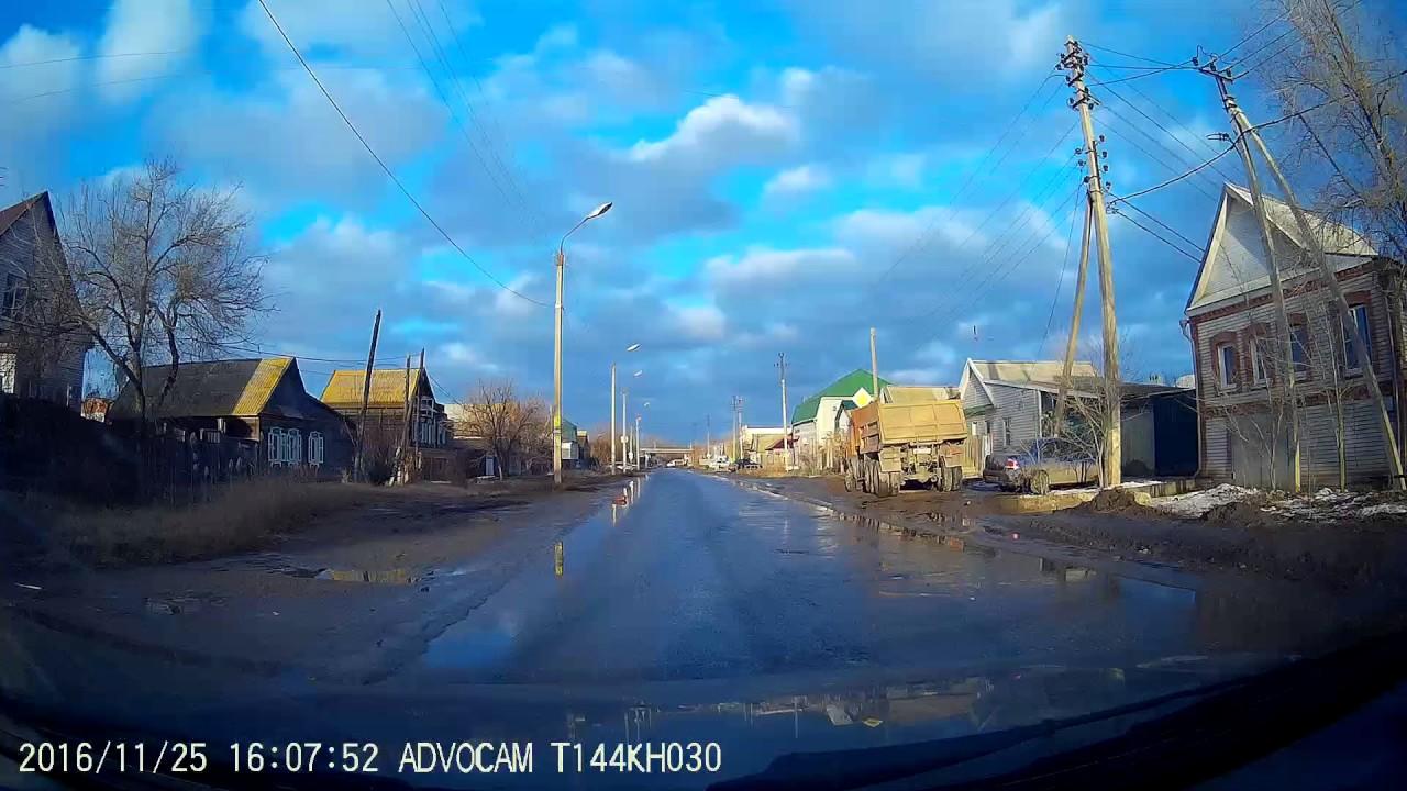 В Астрахани солнечно