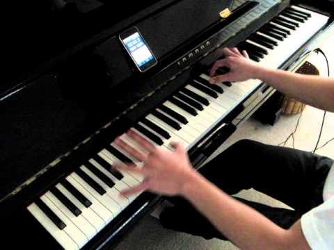 Красивая мелодия на пианино