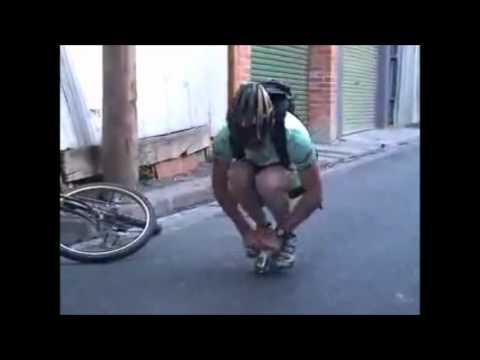 маленький велосипед который можно спрятать в кармане