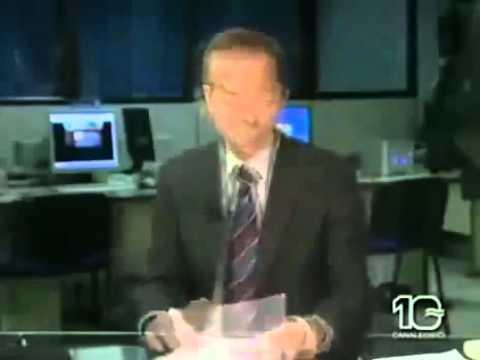 Махач операторов в выпуске новостей прямой эфир