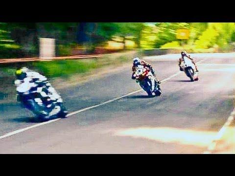 Большие скорости на мотоциклах