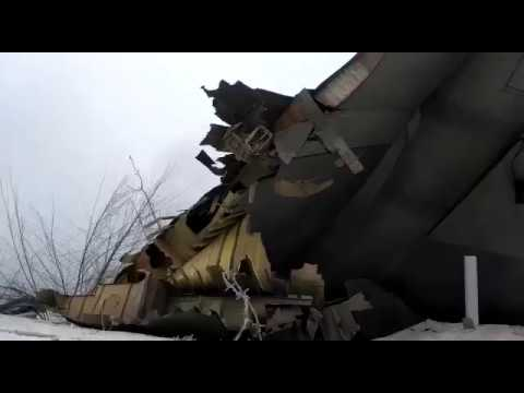 Падение турецкого Boeing 747 под Бишкеком_3