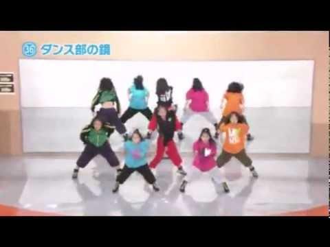 Смешной танец в Японии