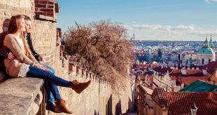 Романтичные города мира