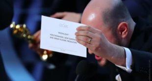 Как русские на «Оскаре» конверт меняли