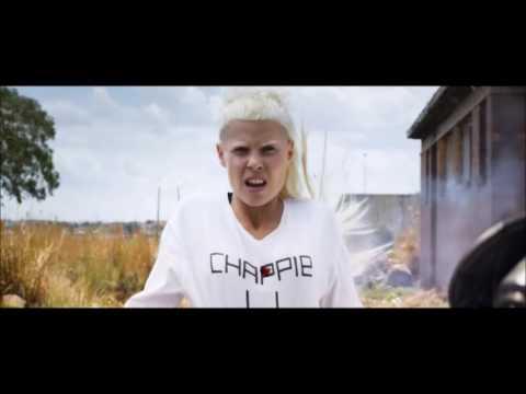 Съемки фильма «Робот по имени Чаппи»