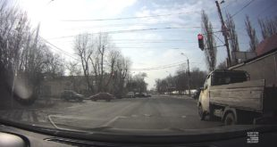 Воронеж, ул. Бурденко-ДТП