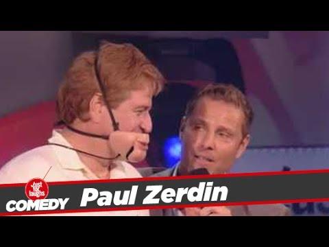 Выступление Павла Зердина