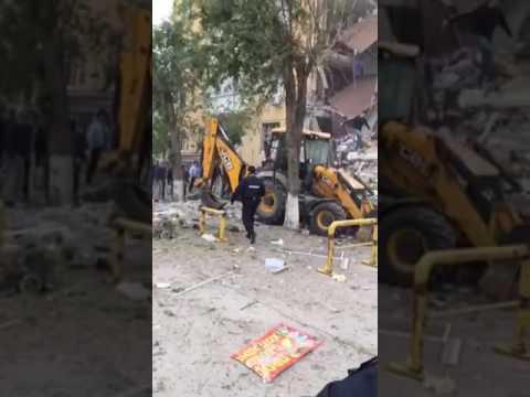 Взрыв в жилом доме в Волгограде_2