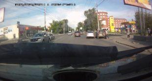 Авторское про Томск и бензопилу на дороге