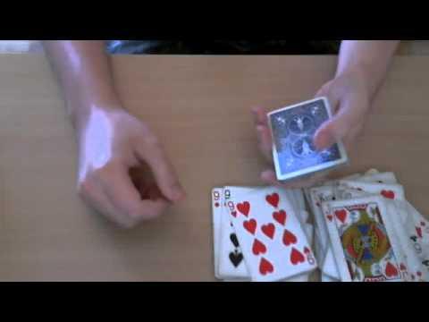 James Galea карточные фокусы