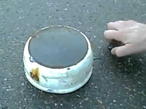 Взорвали бомбочку
