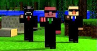 Minecraft приколы серия 8