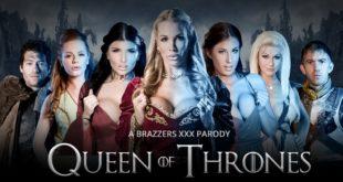 Студия Brazzers подготовила собственную версию «Игры престолов»