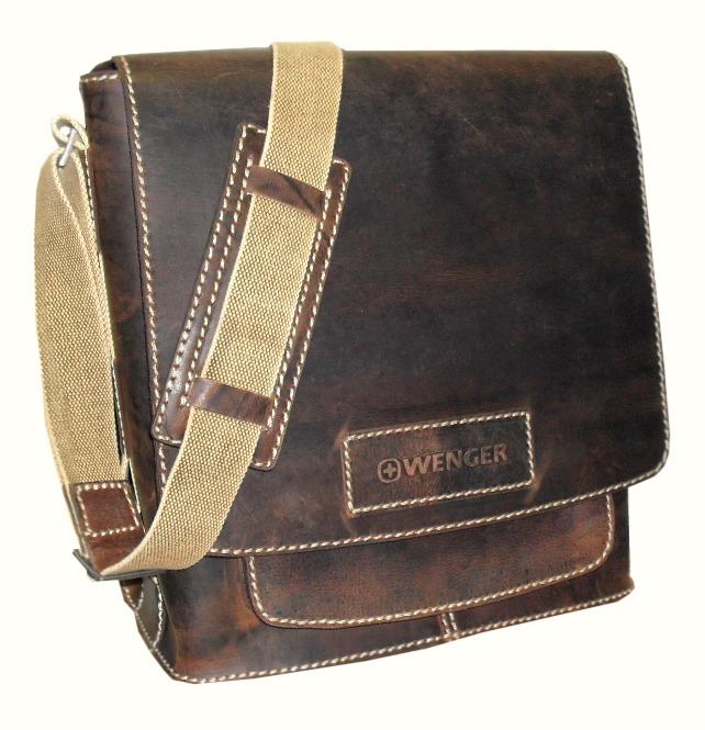 Мужские сумки от известного интернет-магазина марки Wenger.