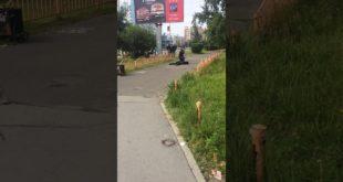 В Сургуте мужчина порезал 8 прохожих, после чего был застрелен полицейскими