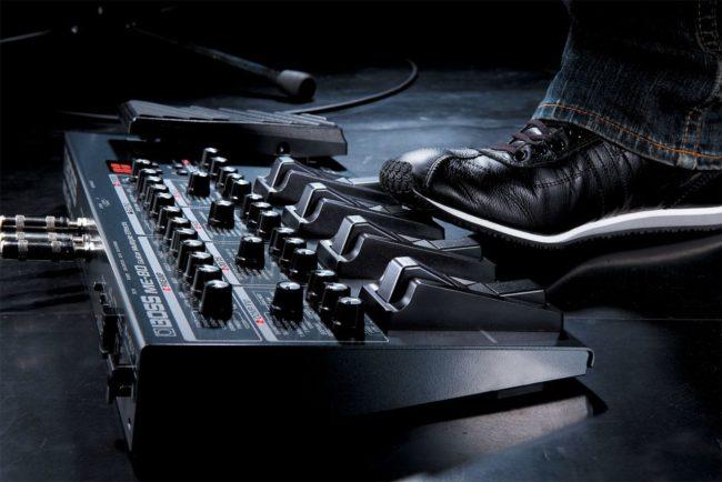 Процессор для электрогитары