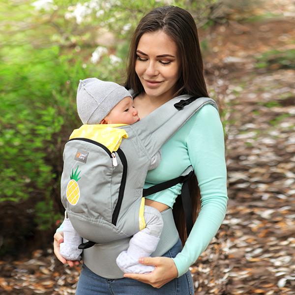 Слинг- практичный подарок для будущих мам