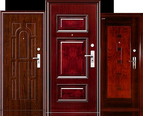 Металлические двери защитят вас от непрошеных гостей
