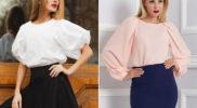 Домашняя мода — романтичные сорочки