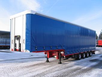 Прицепы для грузовиков