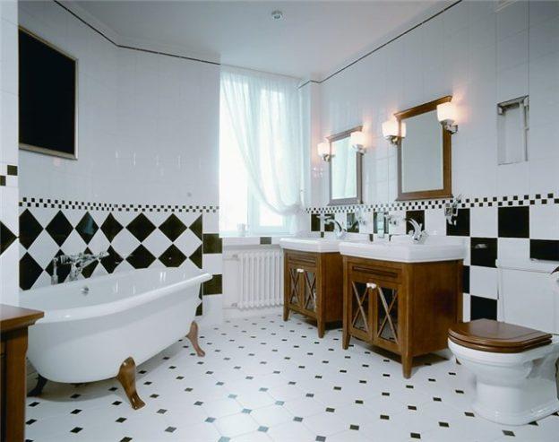 Керамическая плитка — это высокое качество и особый интерьер