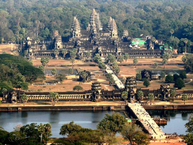 Камбоджа+