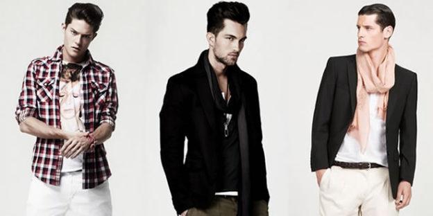 Как выбрать костюм худому мужчине?