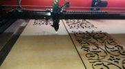 Лазерная резка оргстекла, пластика, древесных и других материалов