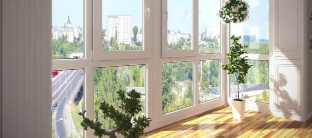 Ламинированные пластиковые окна: лето — всегда!