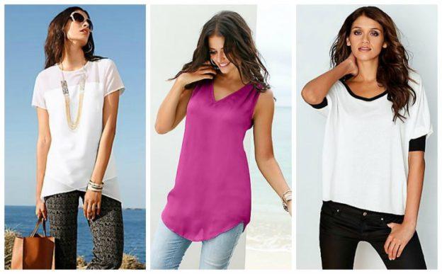 3f1daef31be Модные женские летние блузки  материалы и фасоны