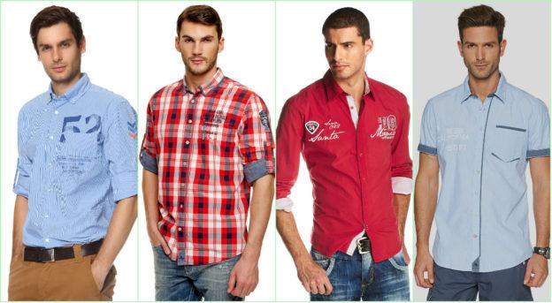 Какие мужские рубашки будут актуальны в этом сезоне