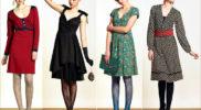 Разновидности платьев
