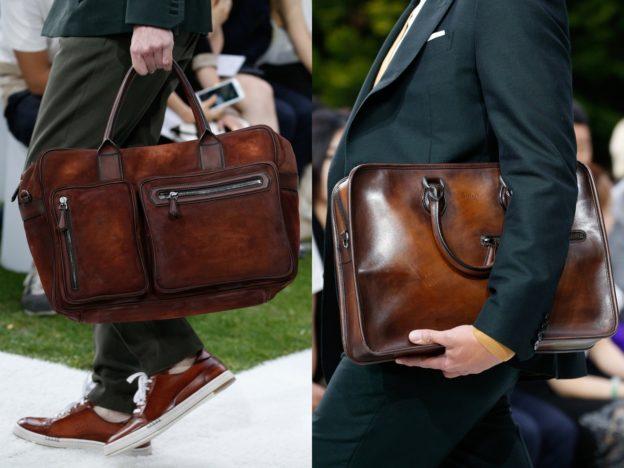 Как подобрать стильную мужскую сумку