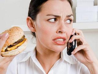 Стресс как причина появления лишнего веса