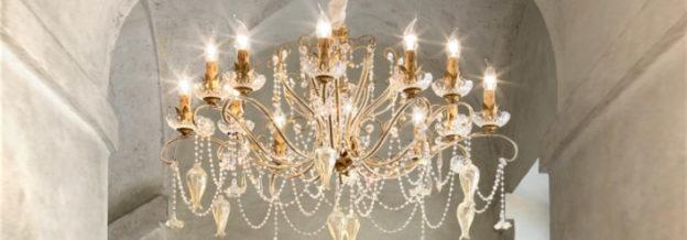 Освещение в различных помещениях