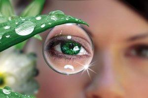 Предназначение и виды контактных линз
