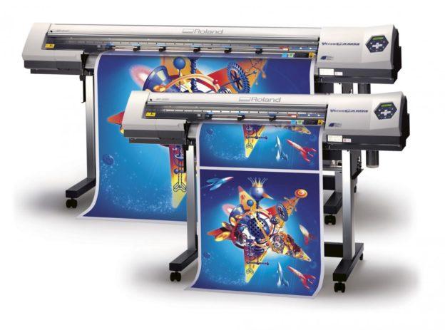 Широкоформатная печать: виды и особенности